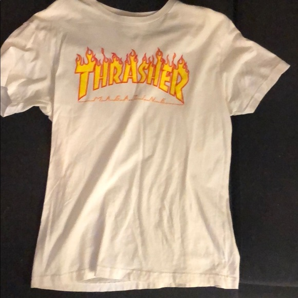Thrasher Tops - Thrasher T-shirt
